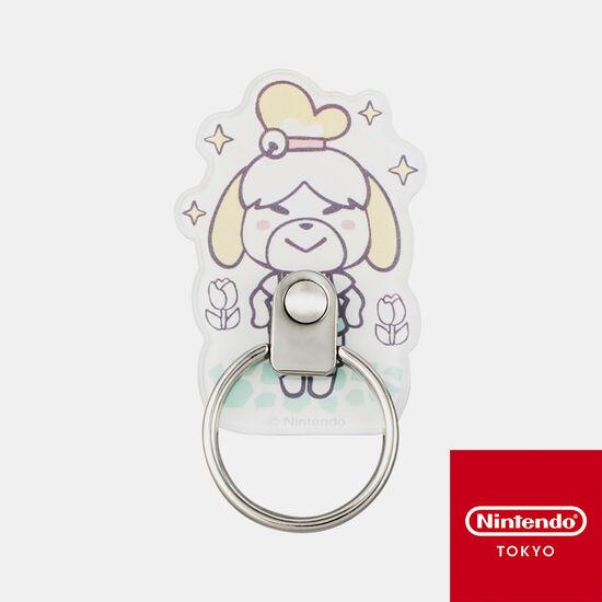 マルチリング どうぶつの森 A【Nintendo TOKYO取り扱い商品】