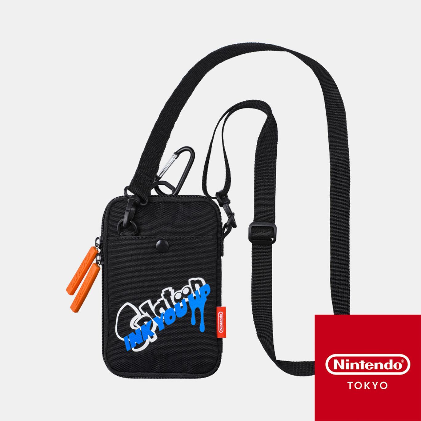 マルチポーチ INK YOU UP【Nintendo TOKYO取り扱い商品】