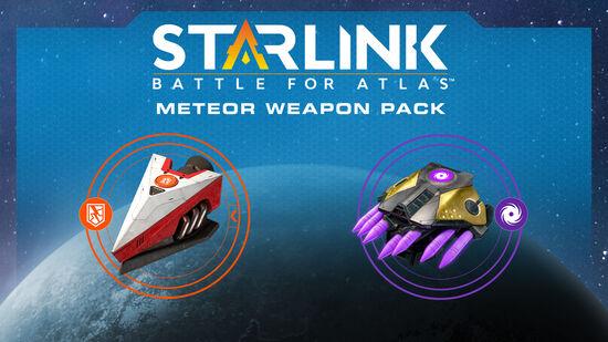 スターリンク バトル・フォー・アトラス - ウェポンパック:メテオール