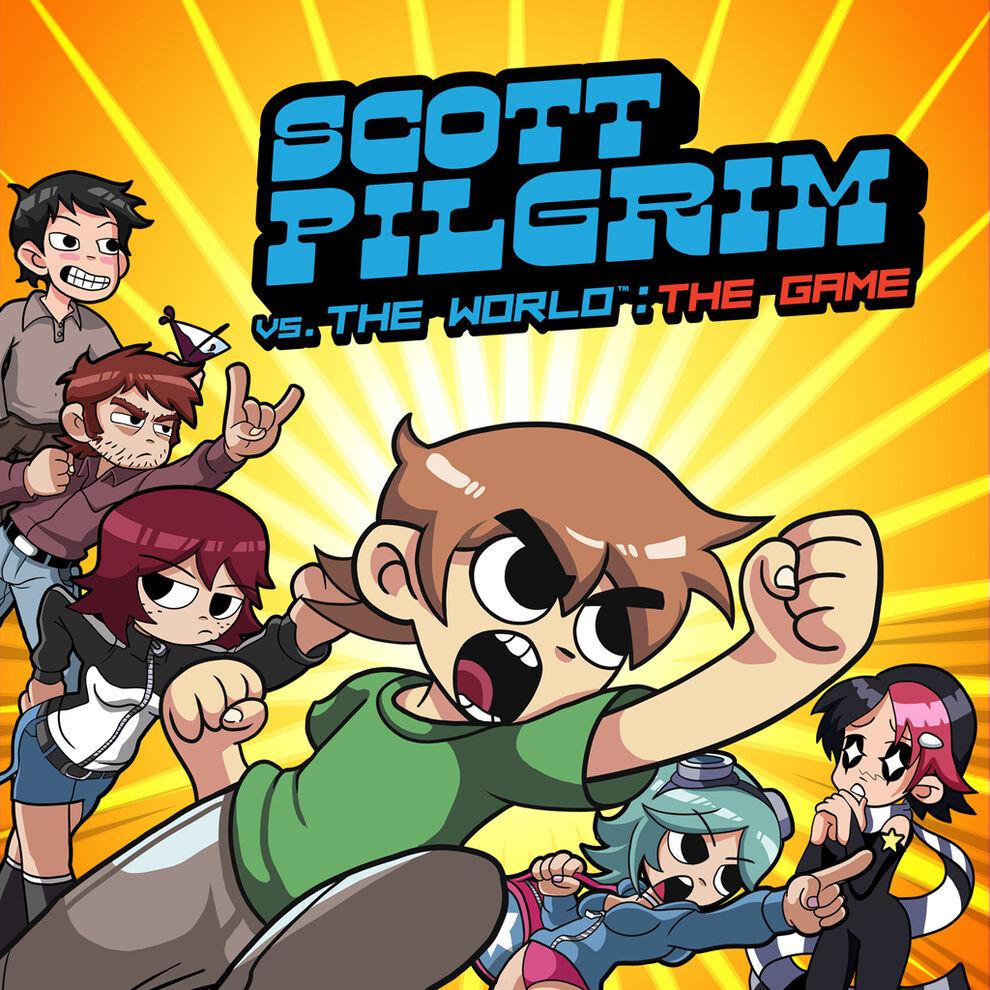 Scott Pilgrim vs. The World™: The Game – Complete Edition (英語版)