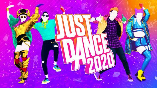 ジャストダンス2020