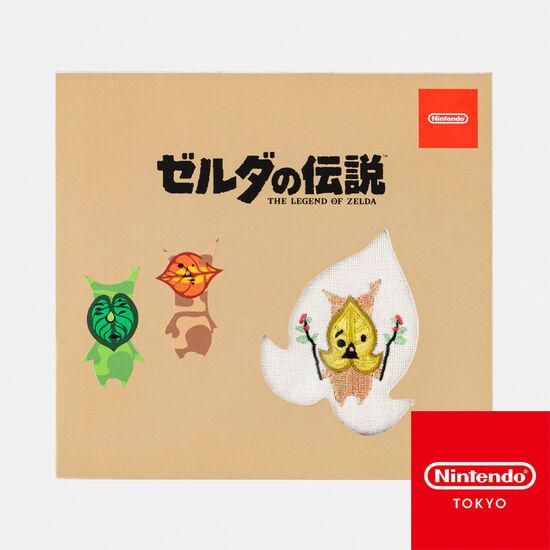 コログのガーゼハンドタオル ゼルダの伝説【Nintendo TOKYO取り扱い商品】