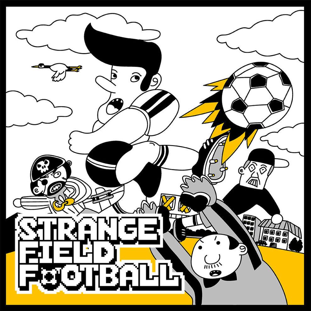 Strange Field Football