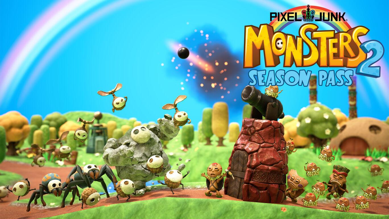 PixelJunk Monsters 2 シーズンパス