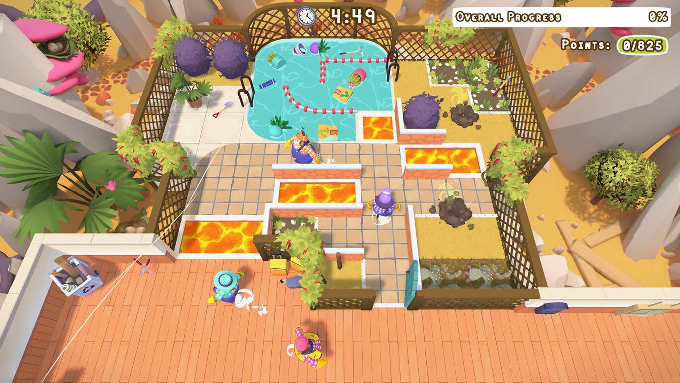 ツールズアップ!ガーデンパーティー・エピソード2:トンネルの中