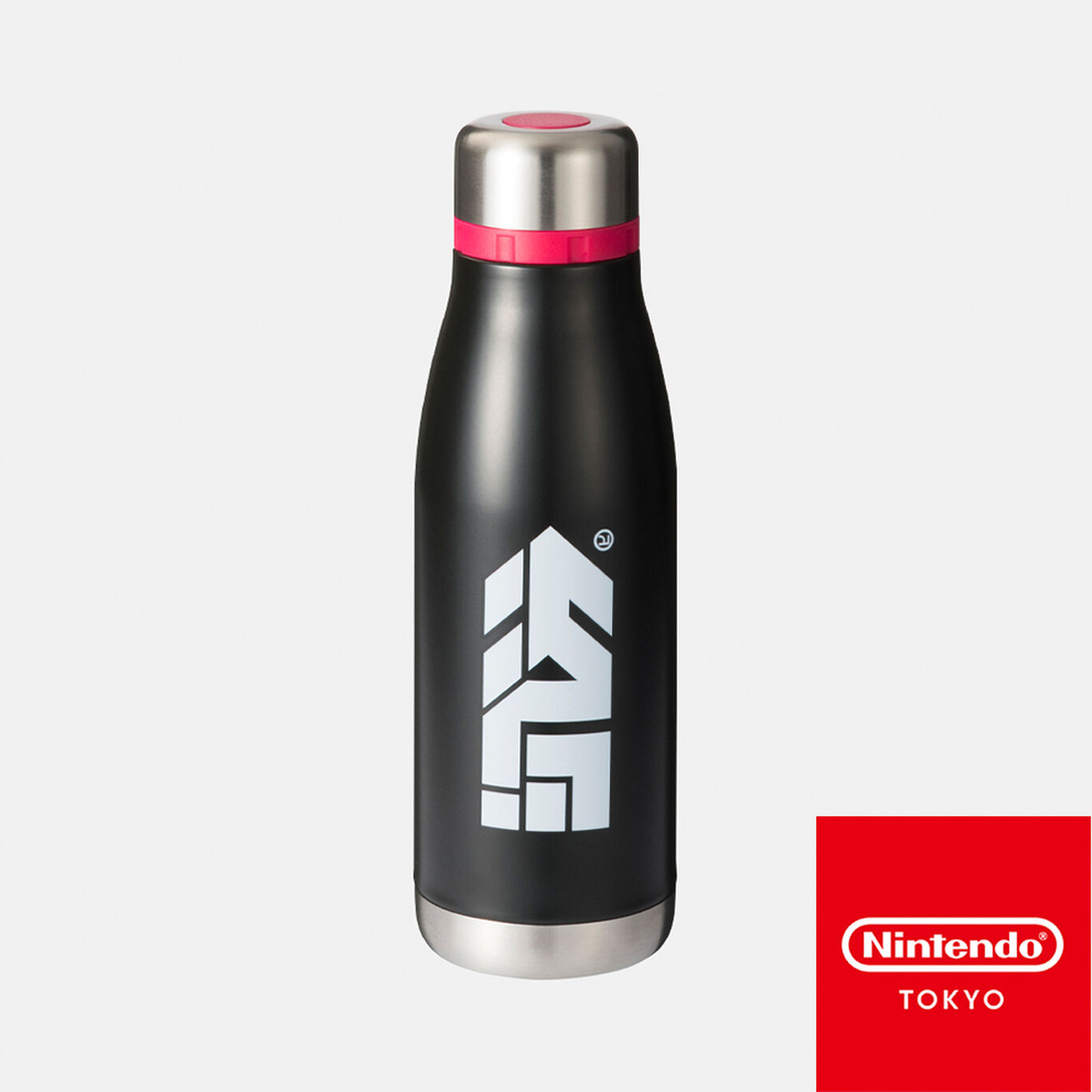 ステンレスボトル CROSSING SPLATOON【Nintendo TOKYO取り扱い商品】