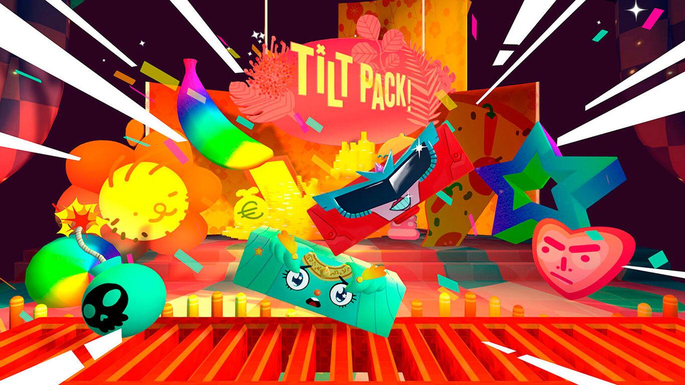 ティルトパック:グルグル大祭り