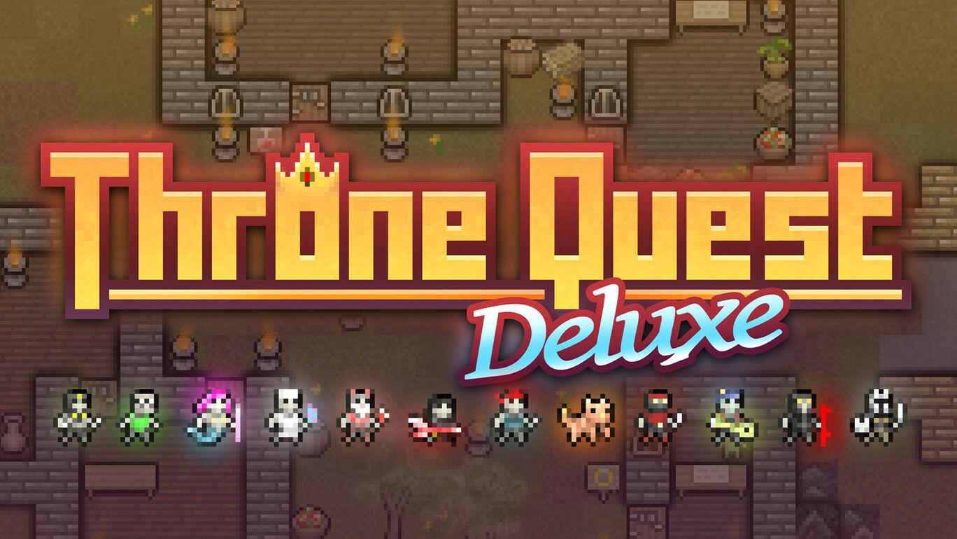 Throne Quest Deluxe - スローン・クエスト・デラックス