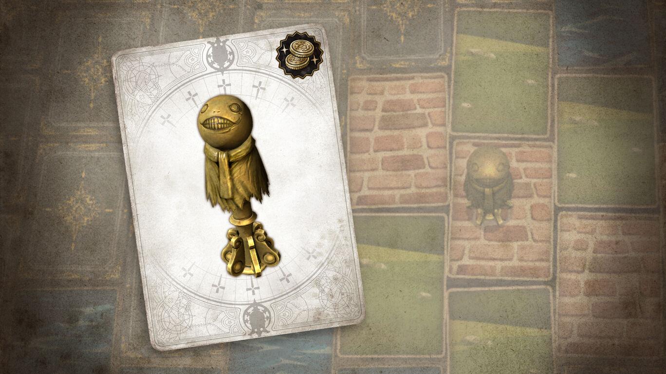 Voice of Cards ドラゴンの島 エミールのコマ
