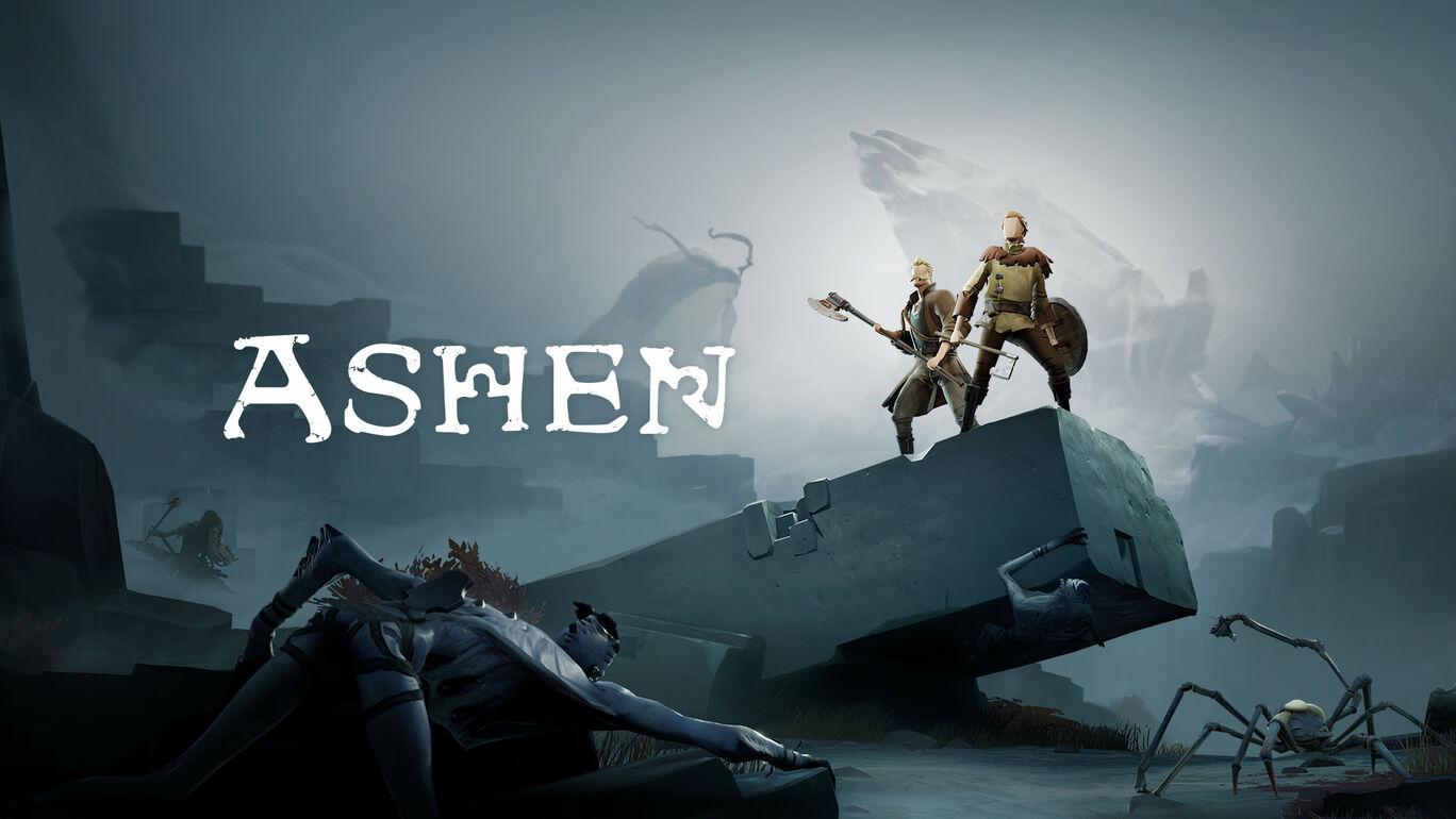 アシェン 『Ashen』