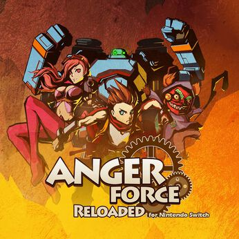 AngerForce: Reloaded for Nintendo Switch
