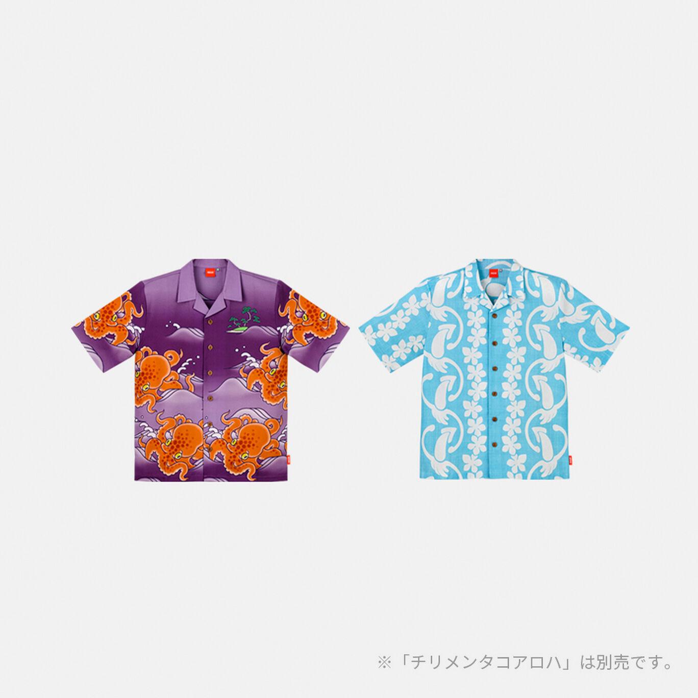 おどるイカアロハM Splatoon【Nintendo TOKYO取り扱い商品】