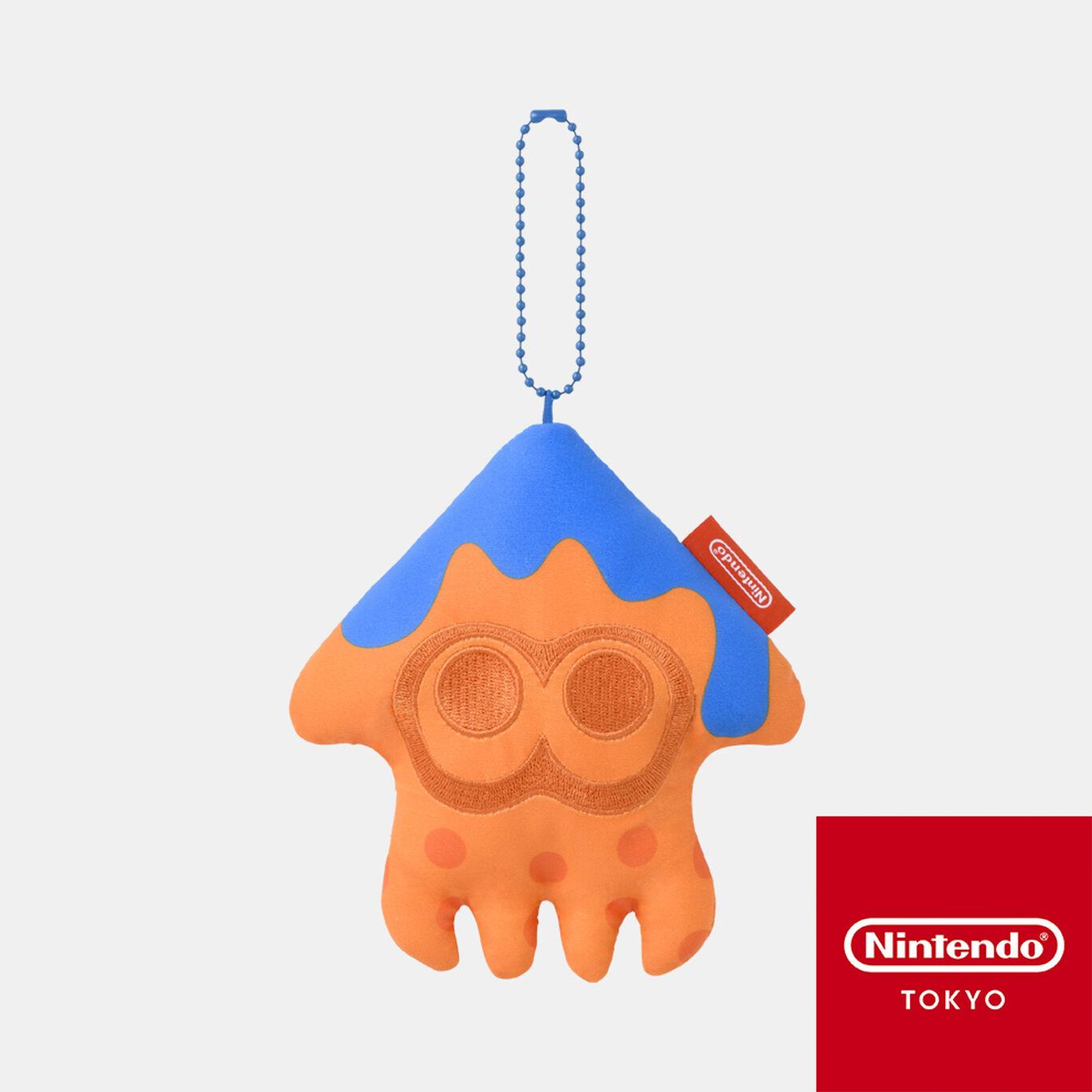 マスコット オレンジ INK YOU UP【Nintendo TOKYO取り扱い商品】