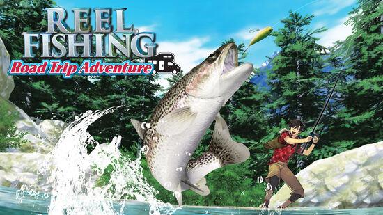 Reel Fishing: Road Trip Adventure