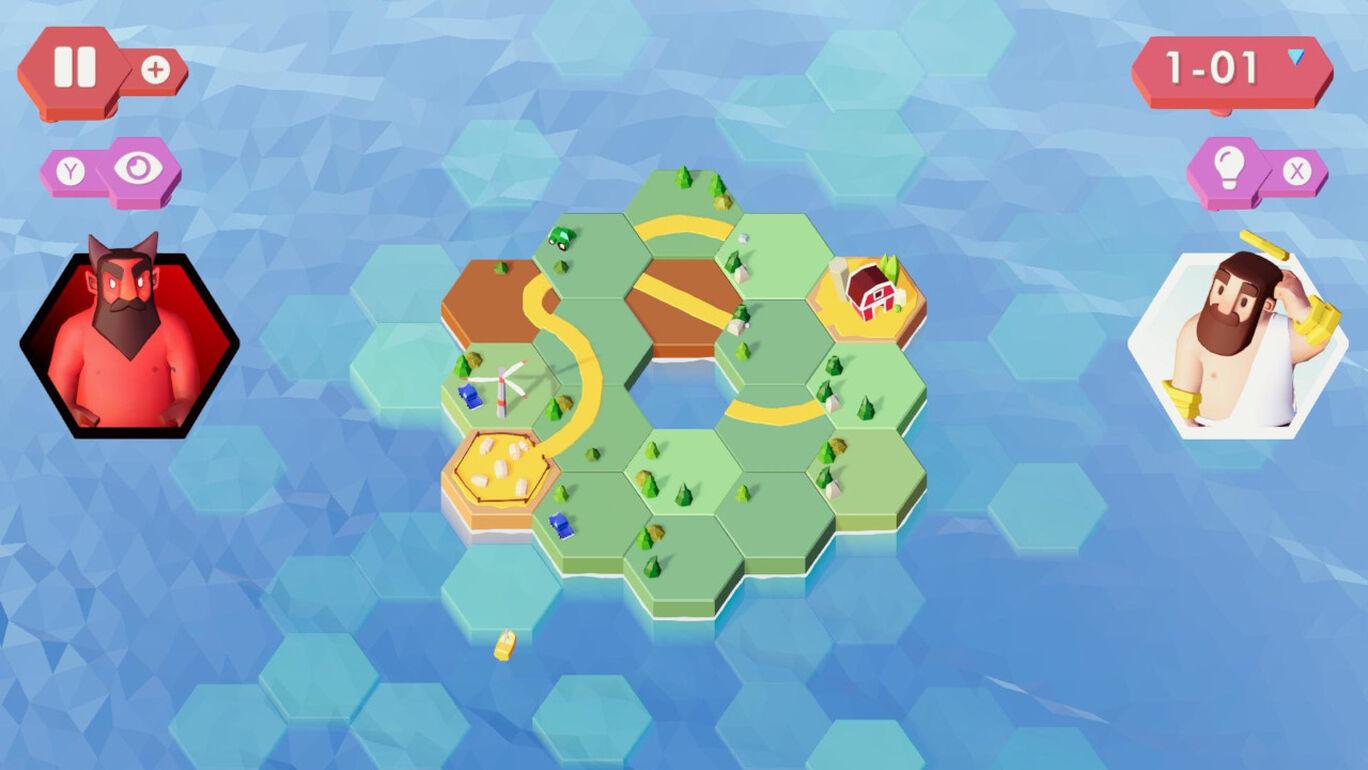 HIX: Puzzle Islands