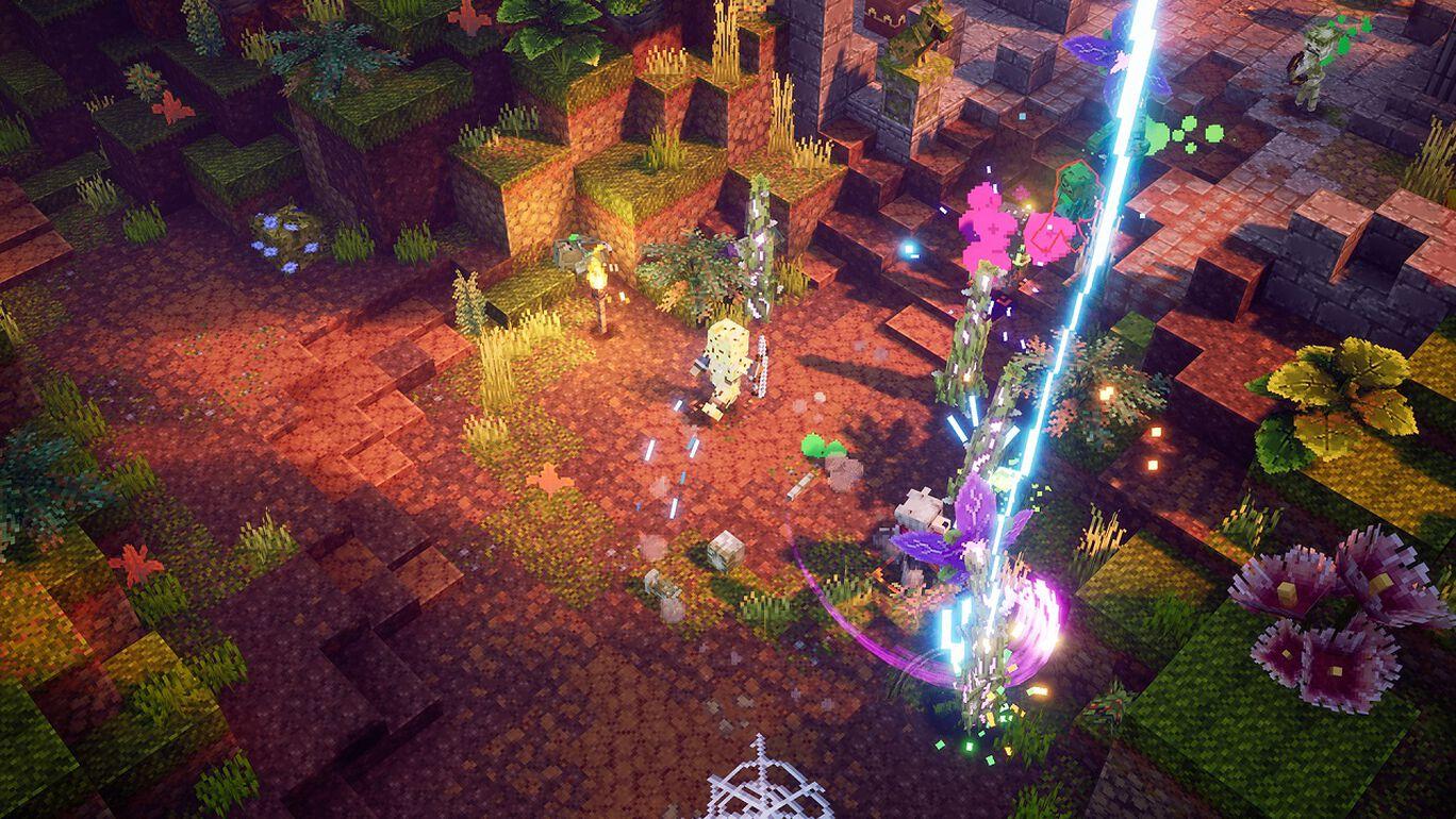 Minecraft Dungeons: Jungle Awakens (ジャングルの目覚め)
