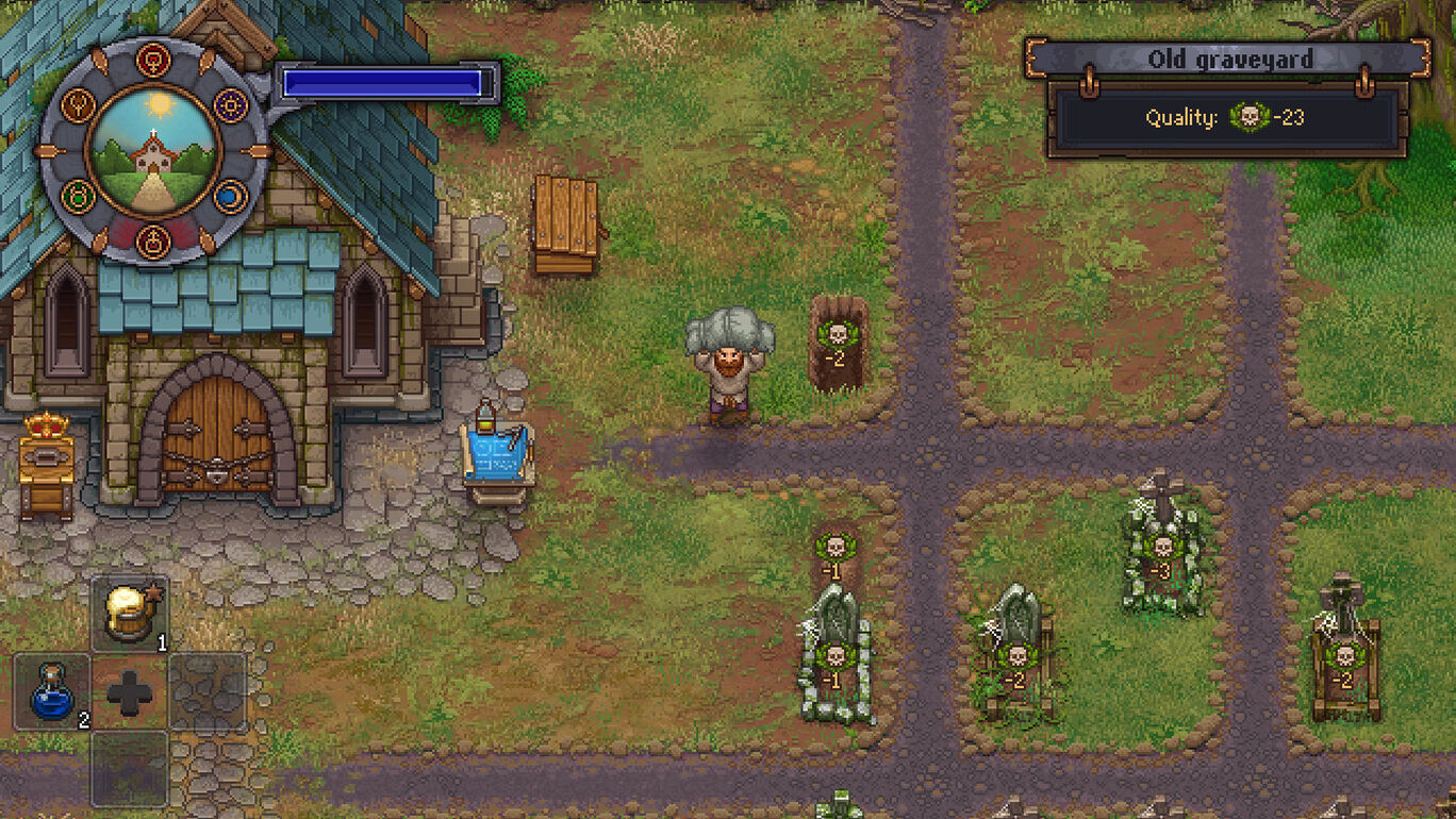 Graveyard Keeper Collector's Edition