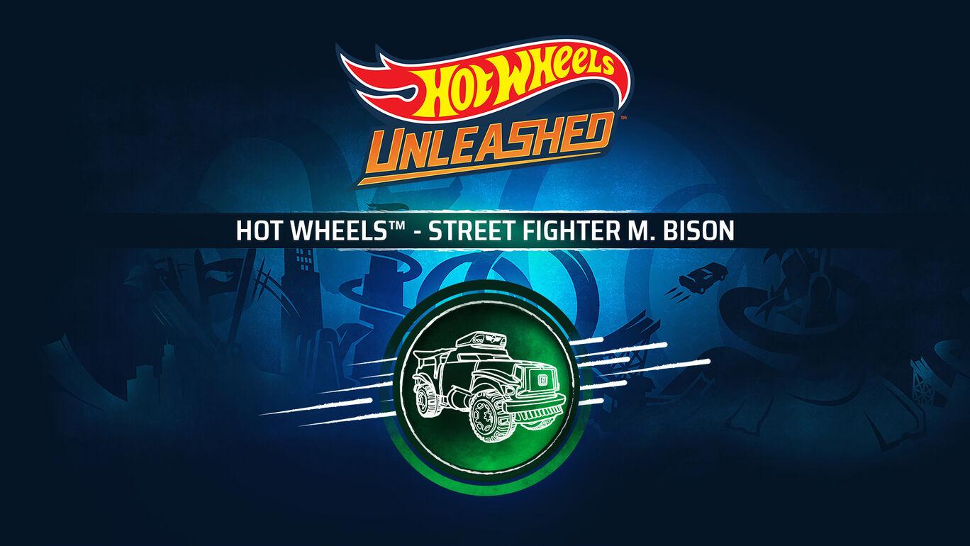 HOT WHEELS™ - Street Fighter M. Bison
