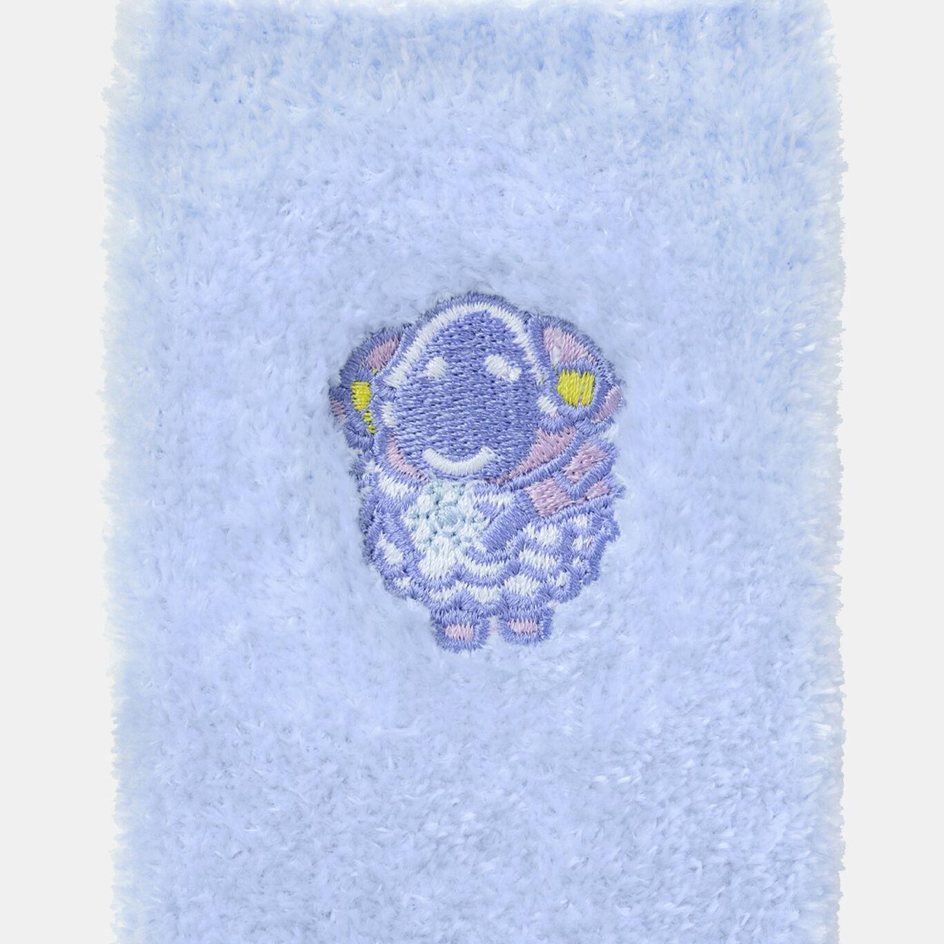 ルームソックス ブルー どうぶつの森【Nintendo TOKYO取り扱い商品】