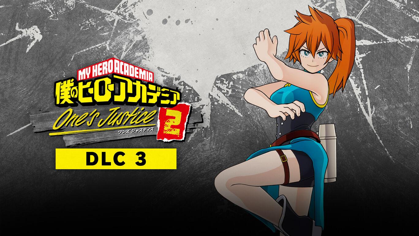 僕のヒーローアカデミア One's Justice2:プレイアブルキャラクター「拳藤一佳」