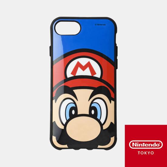 スマホカバーiPhone 8/7/6s/6 対応 スーパーマリオ C【Nintendo TOKYO取り扱い商品】