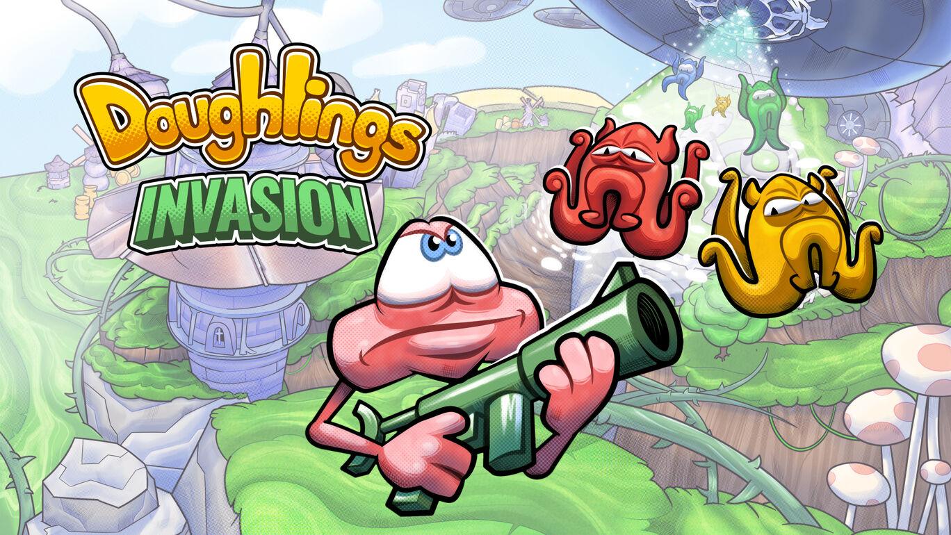 Doughlings: Invasion ドーリングス・インベイジョン