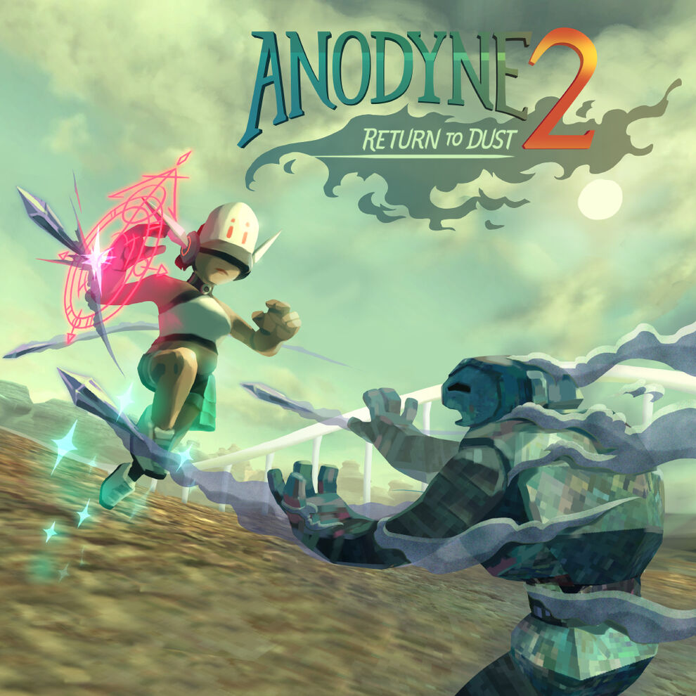 アノダイン2:ダストへの帰還