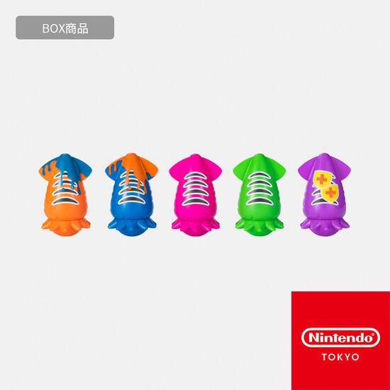 【BOX商品】プチイカバンカーコレクション  INK YOU UP【Nintendo TOKYO取り扱い商品】