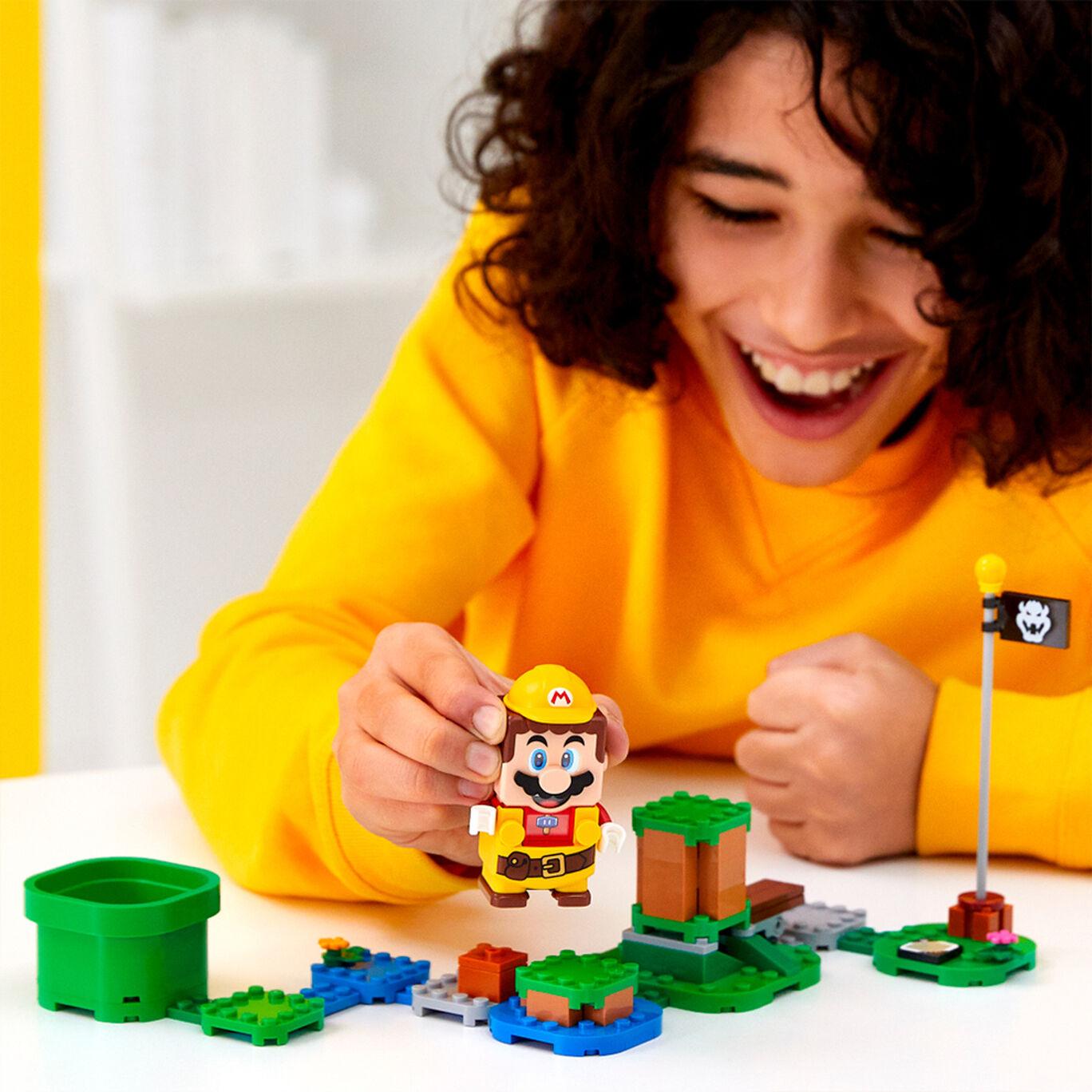 レゴ(R)スーパーマリオ ビルダーマリオ パワーアップ パック