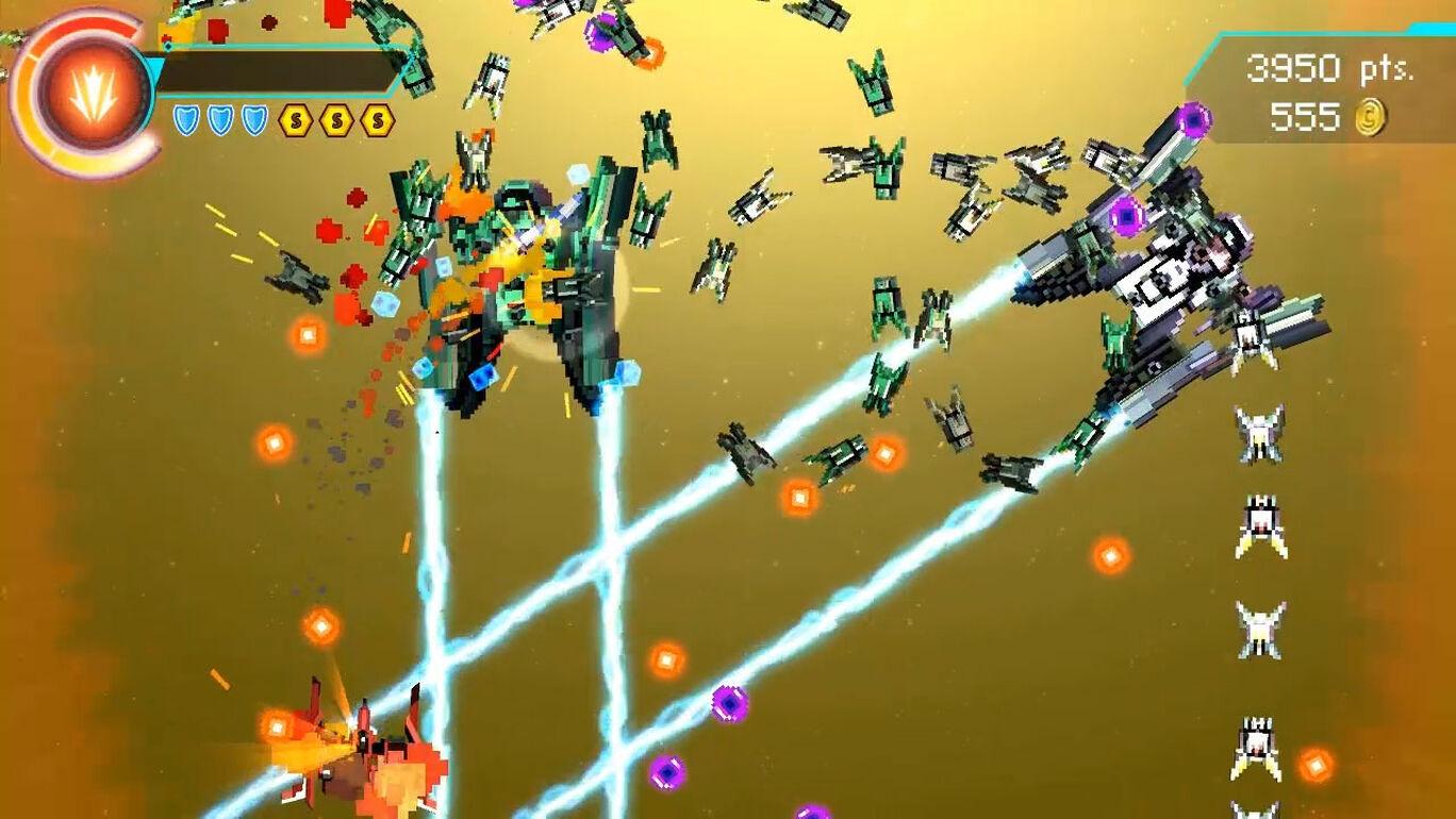 アストロウィングス: 宇宙戦争
