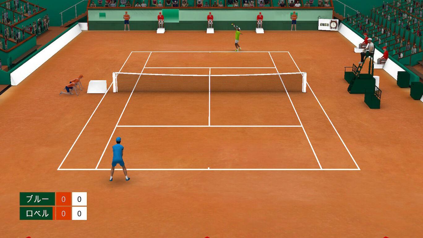 テニス オープン 2020