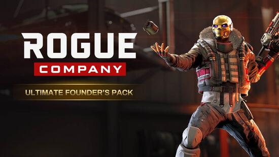 Rogue Company: アルティメット・ファウンダーズパック