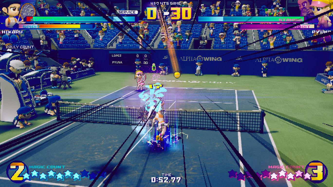 ガチンコ★テニスS