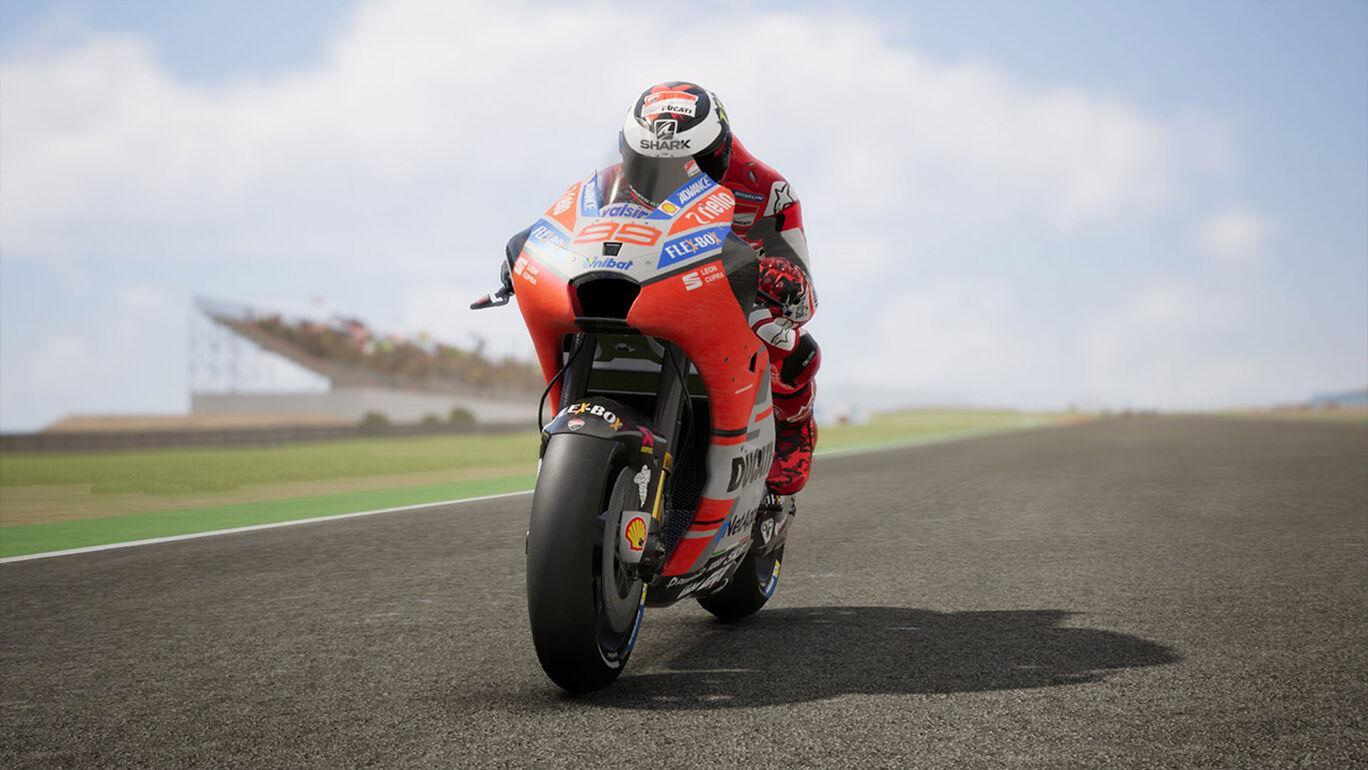 MotoGP 18