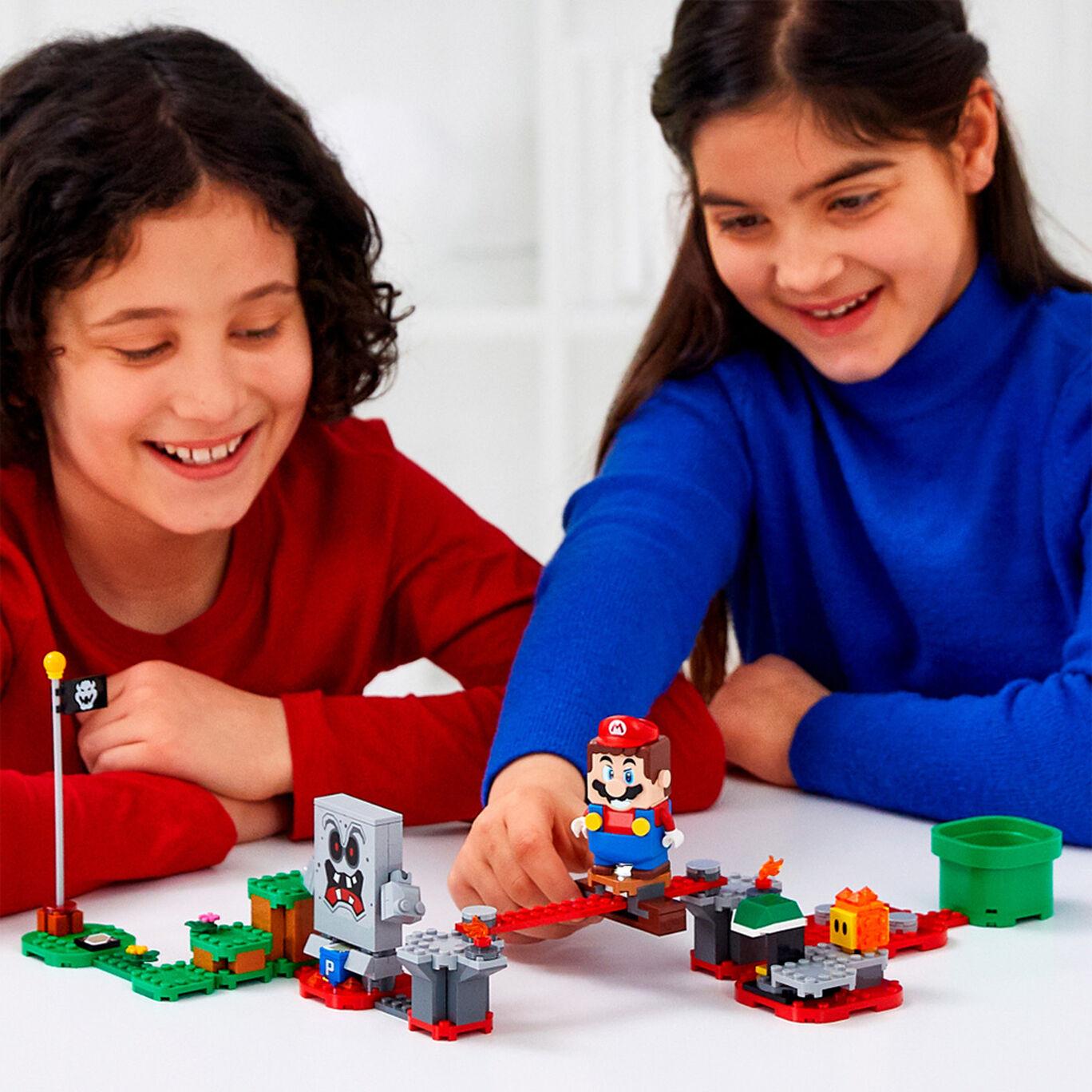レゴ(R)スーパーマリオ バッタン の マグマ チャレンジ