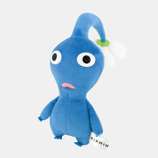 ピクミンぬいぐるみ PK02 青ピクミン