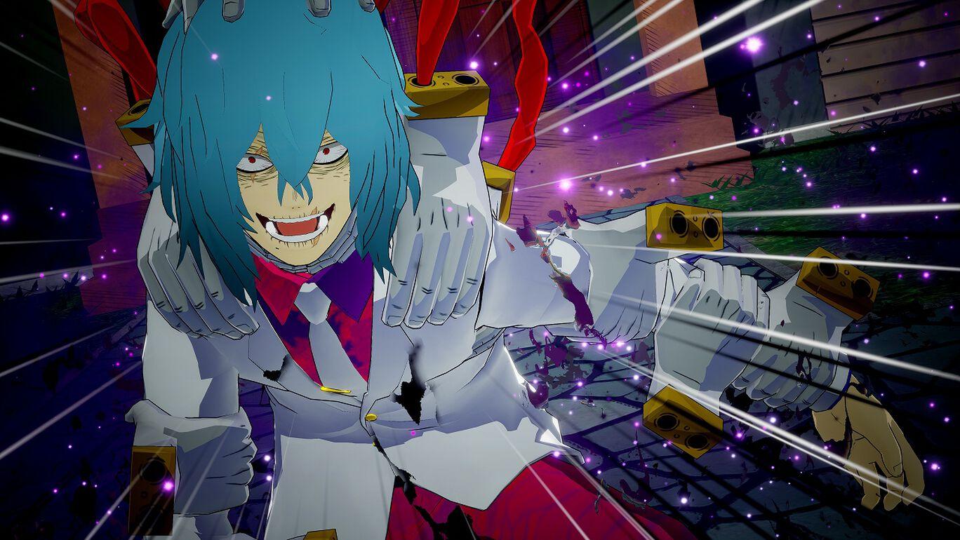 僕のヒーローアカデミア One's Justice2:アウトロースーツセット