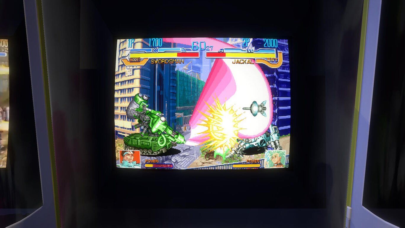 Capcom Arcade Stadium:サイバーボッツ - FULLMETAL MADNESS -