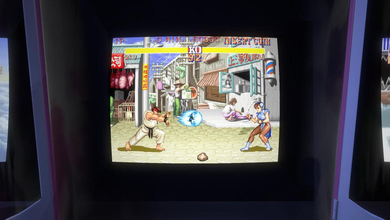 Capcom Arcade Stadium:ストリートファイターII - The World Warrior -