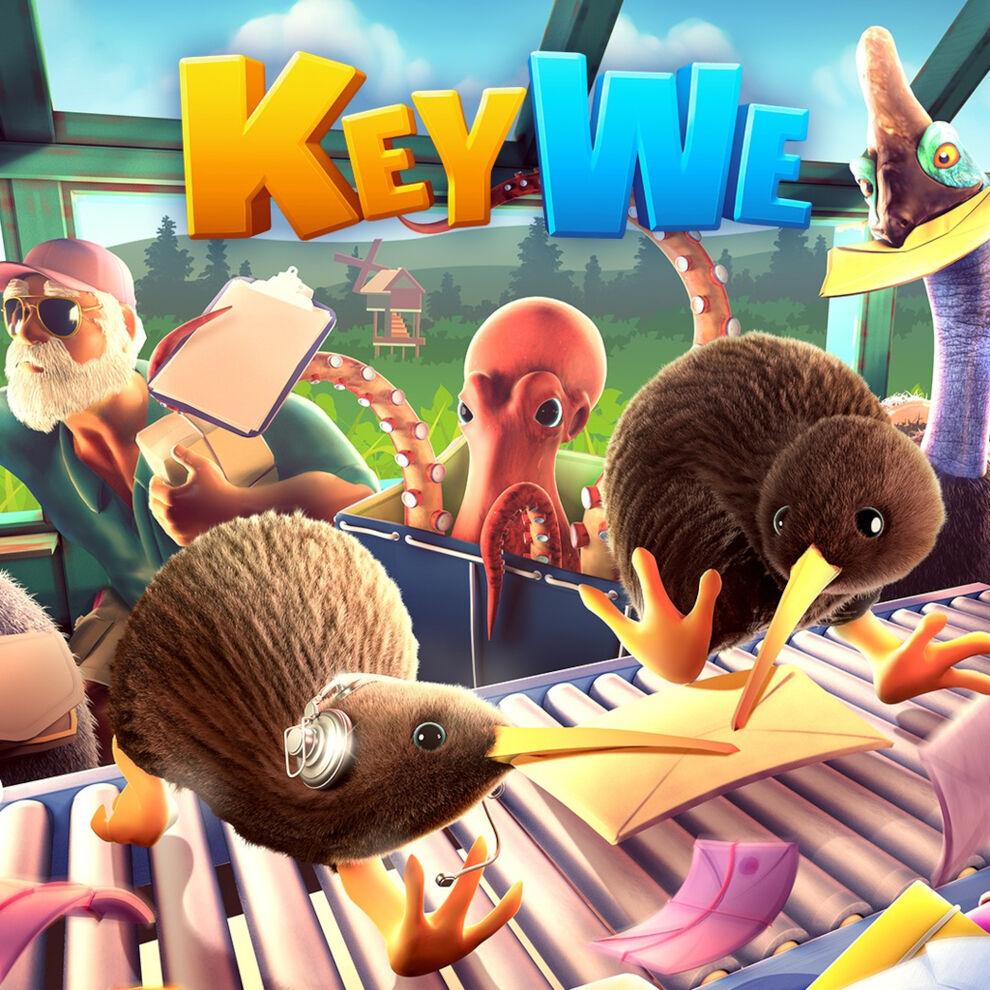 KeyWe-キーウィ-