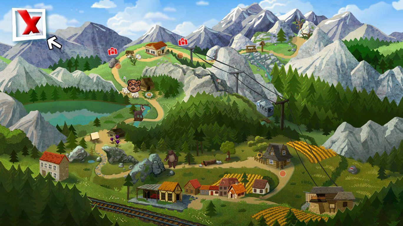 テディの冒険 ハイキングに行こう!