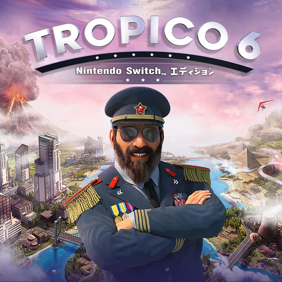 トロピコ 6 Nintendo Switchエディション