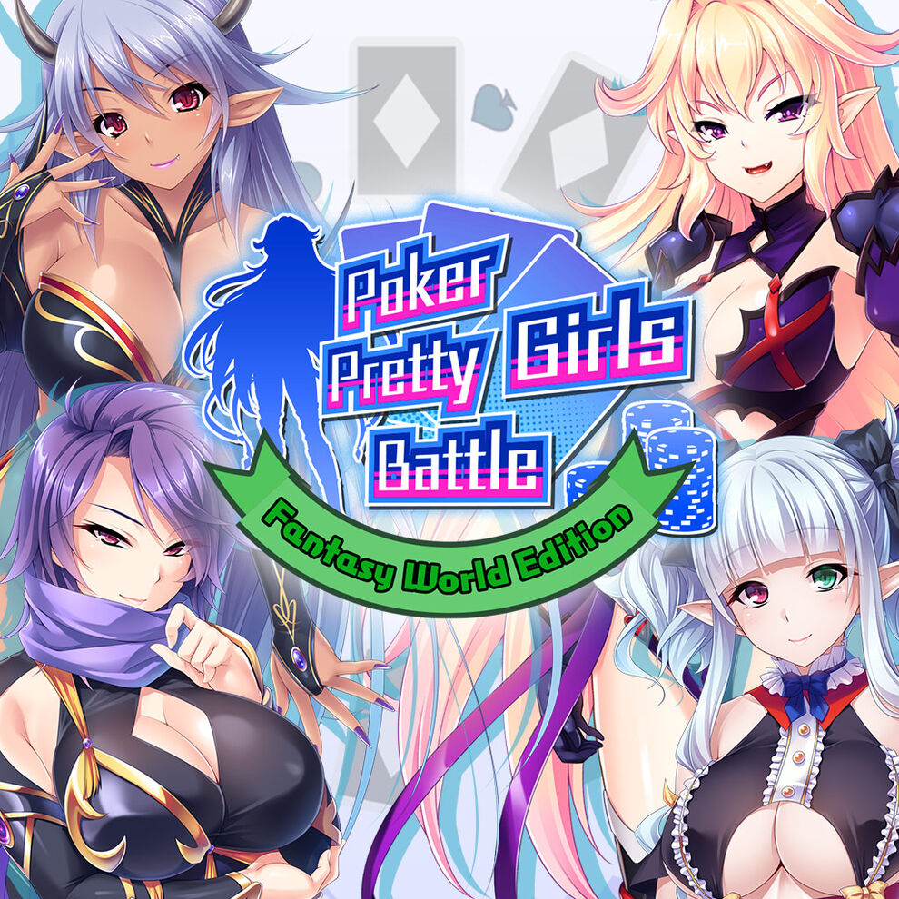 Poker Pretty Girls Battle: Fantasy World Edition