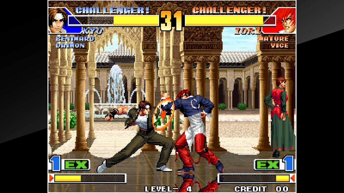 アケアカNEOGEO ザ・キング・オブ・ファイターズ '98