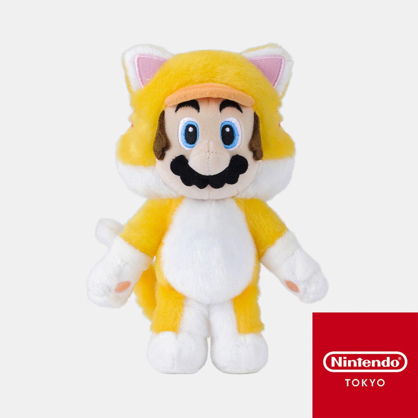 マスコット スーパーマリオ パワーアップ C【Nintendo TOKYO取り扱い商品】