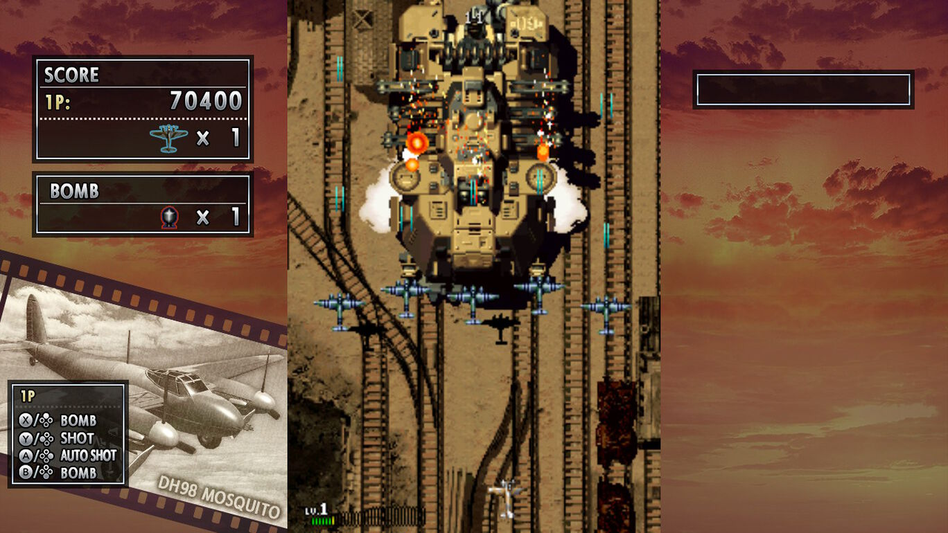 STRIKERS1945 Ⅱ for Nintendo Switch
