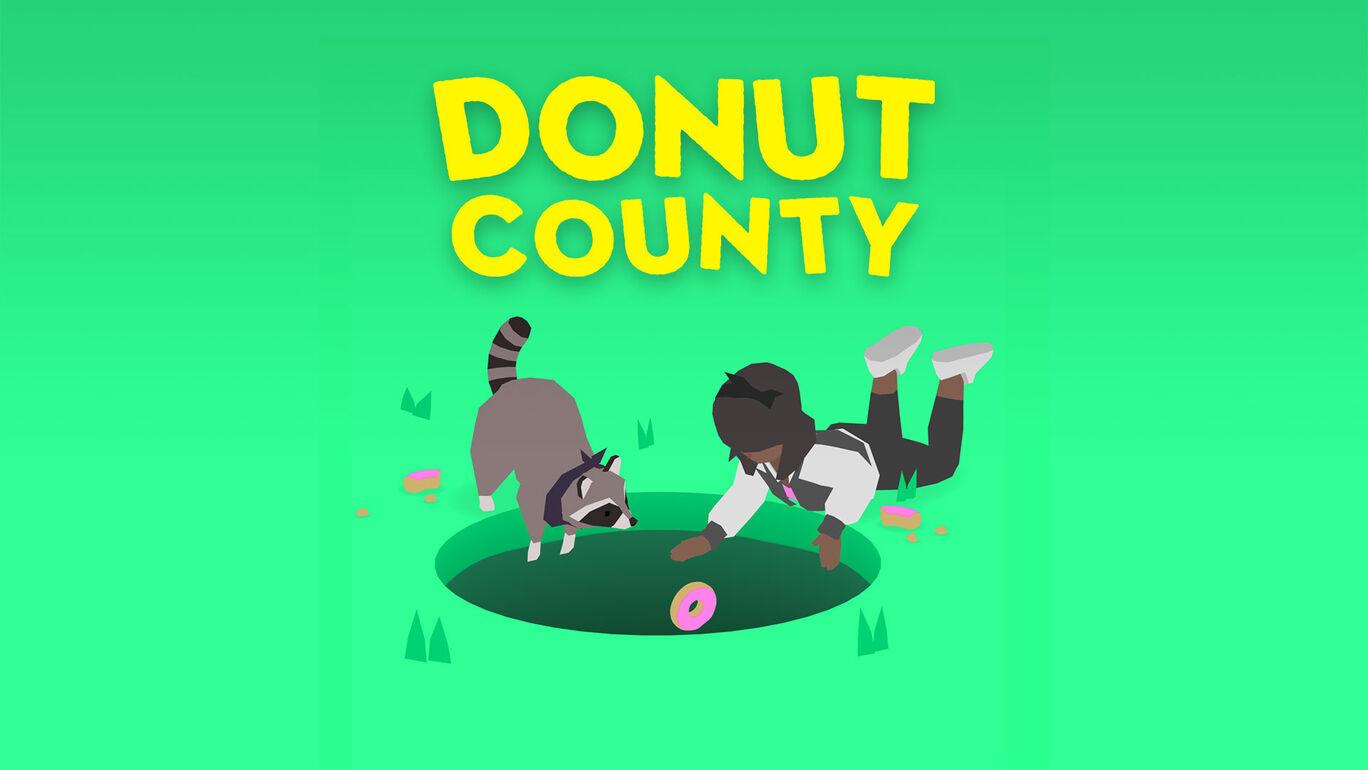 ドーナツ カウンティ『Donut County』