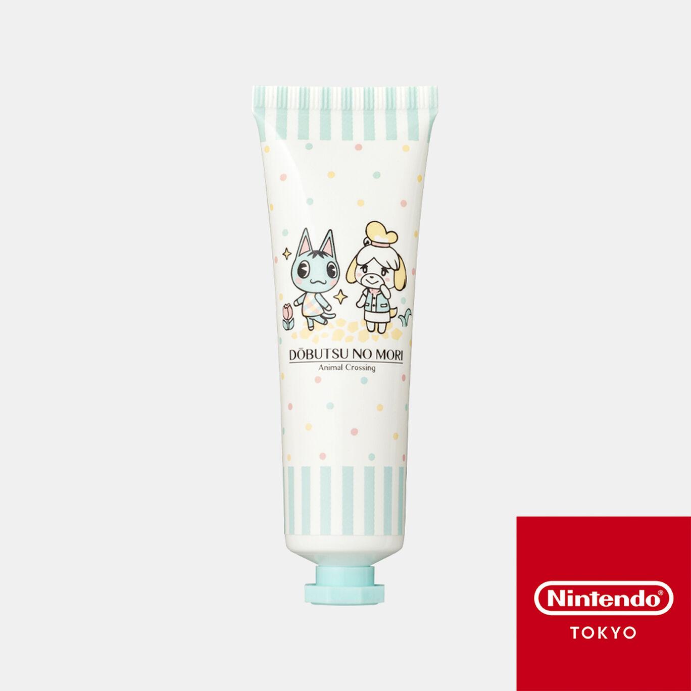 ハンドクリーム どうぶつの森【Nintendo TOKYO取り扱い商品】