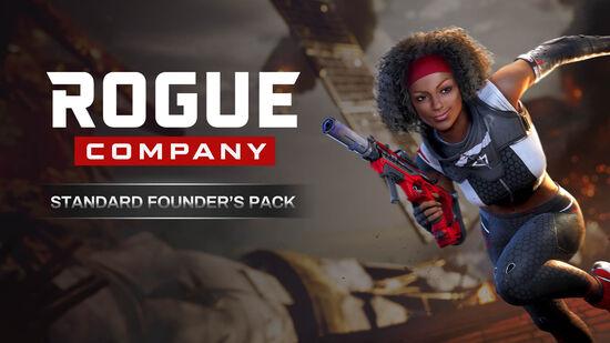 Rogue Company: スタンダード・ファウンダーズパック