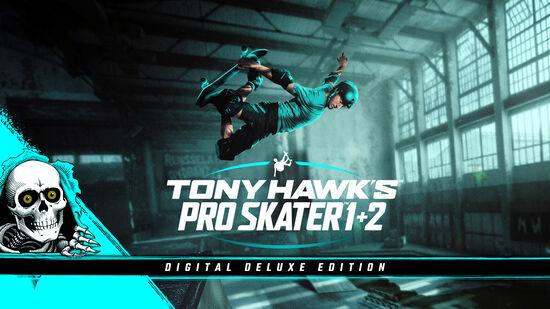 トニー・ホーク™ プロ・スケーター™ 1+2 - デジタルデラックス版